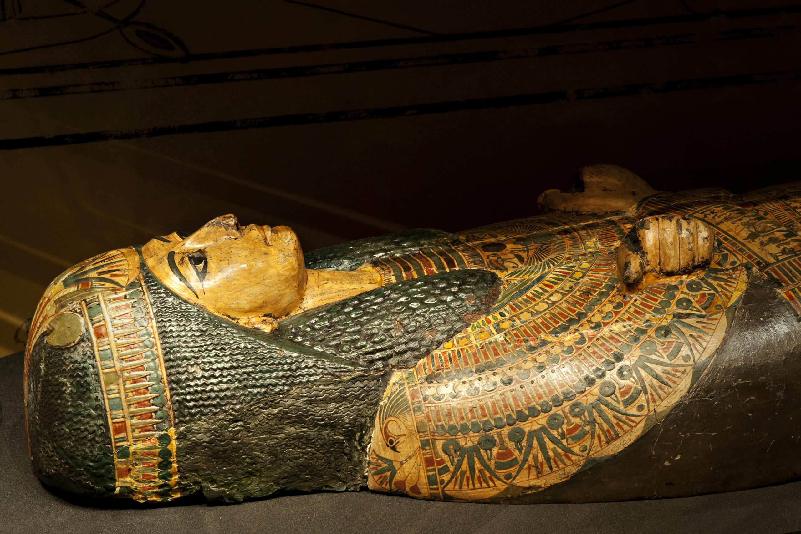 Coffin of Nesyamun