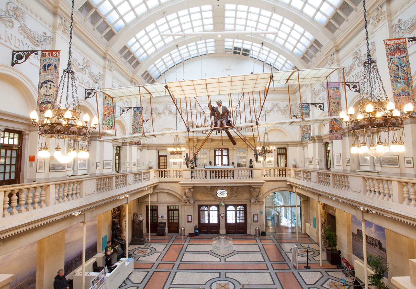 The scheme could benefit local authority museums like Bristol Museum and Art Gallery