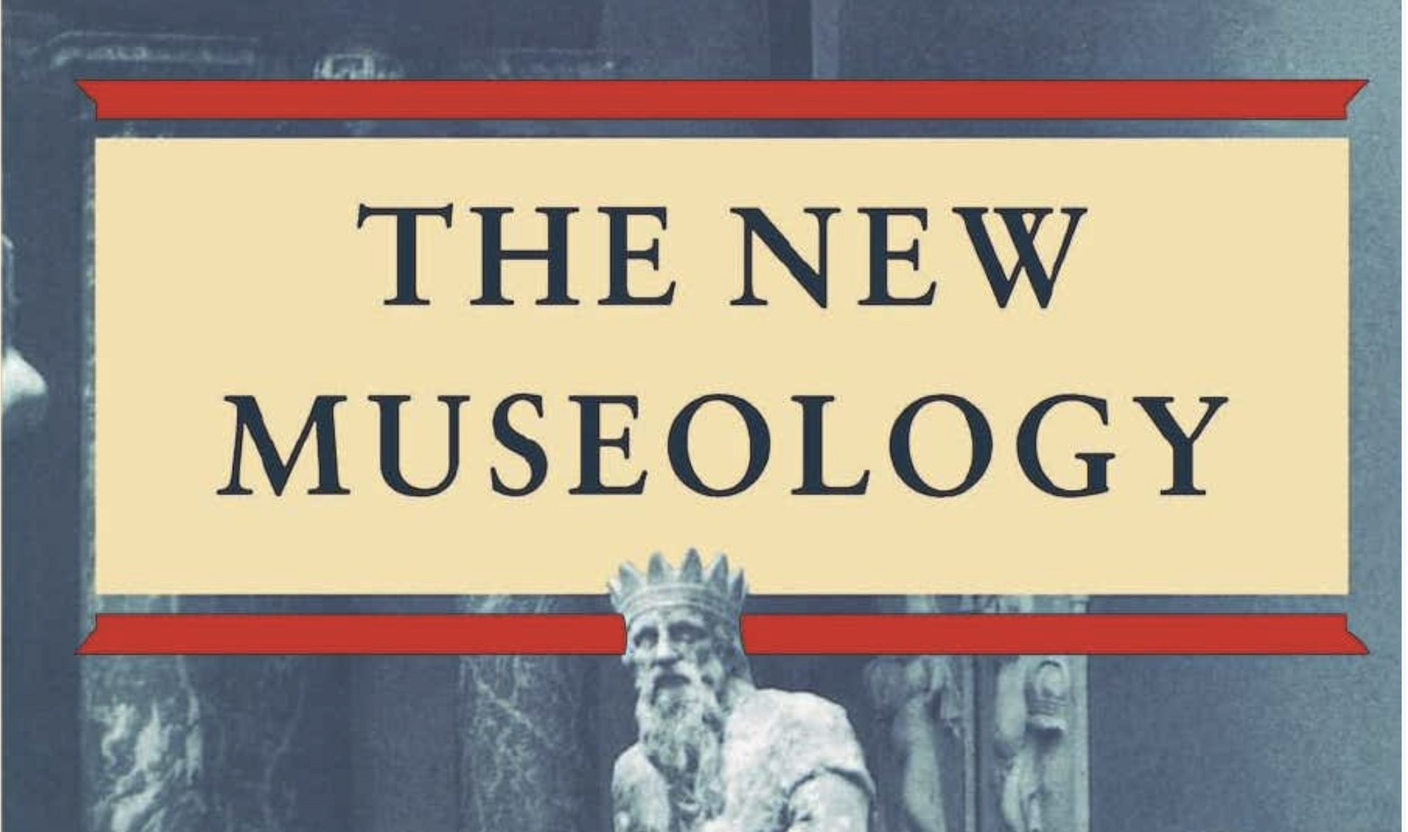 The New Museology by Peter Vergo