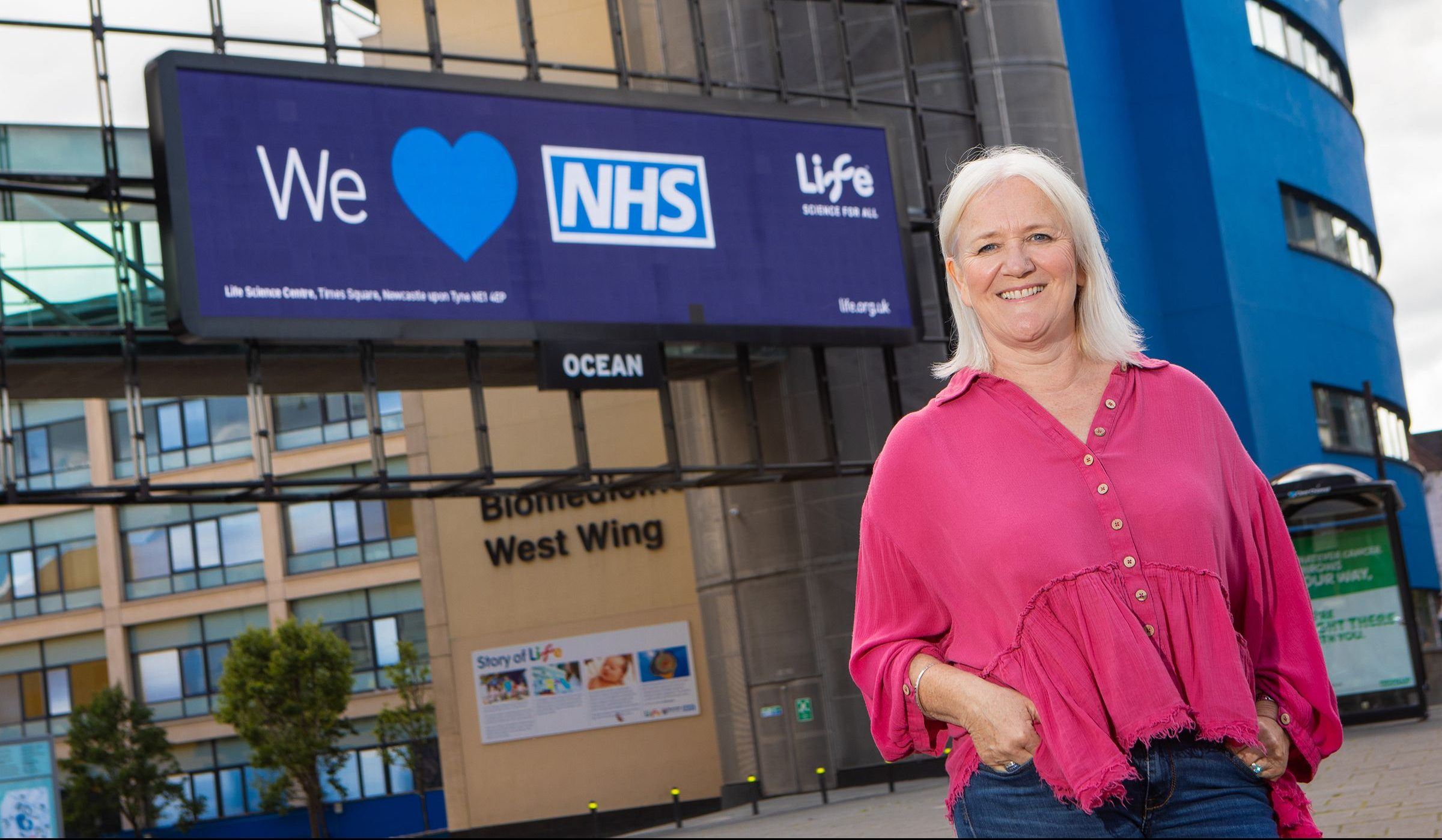 The International Centre for Life in Newcastle has announced Fiona Cruickshank as chair of its board