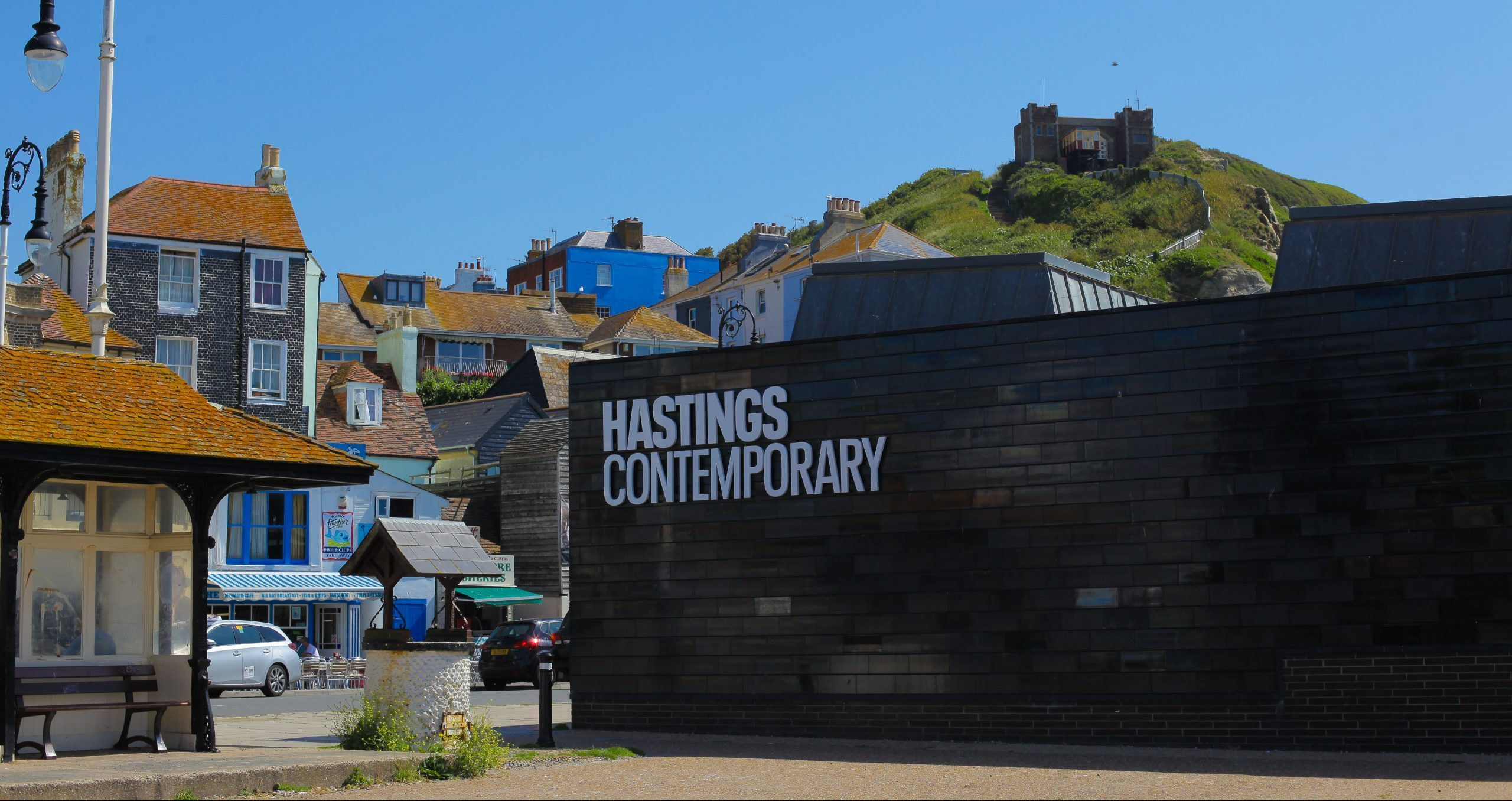 The pandemic has been an opportunity for Hastings Contemporary to develop its offer and business model.