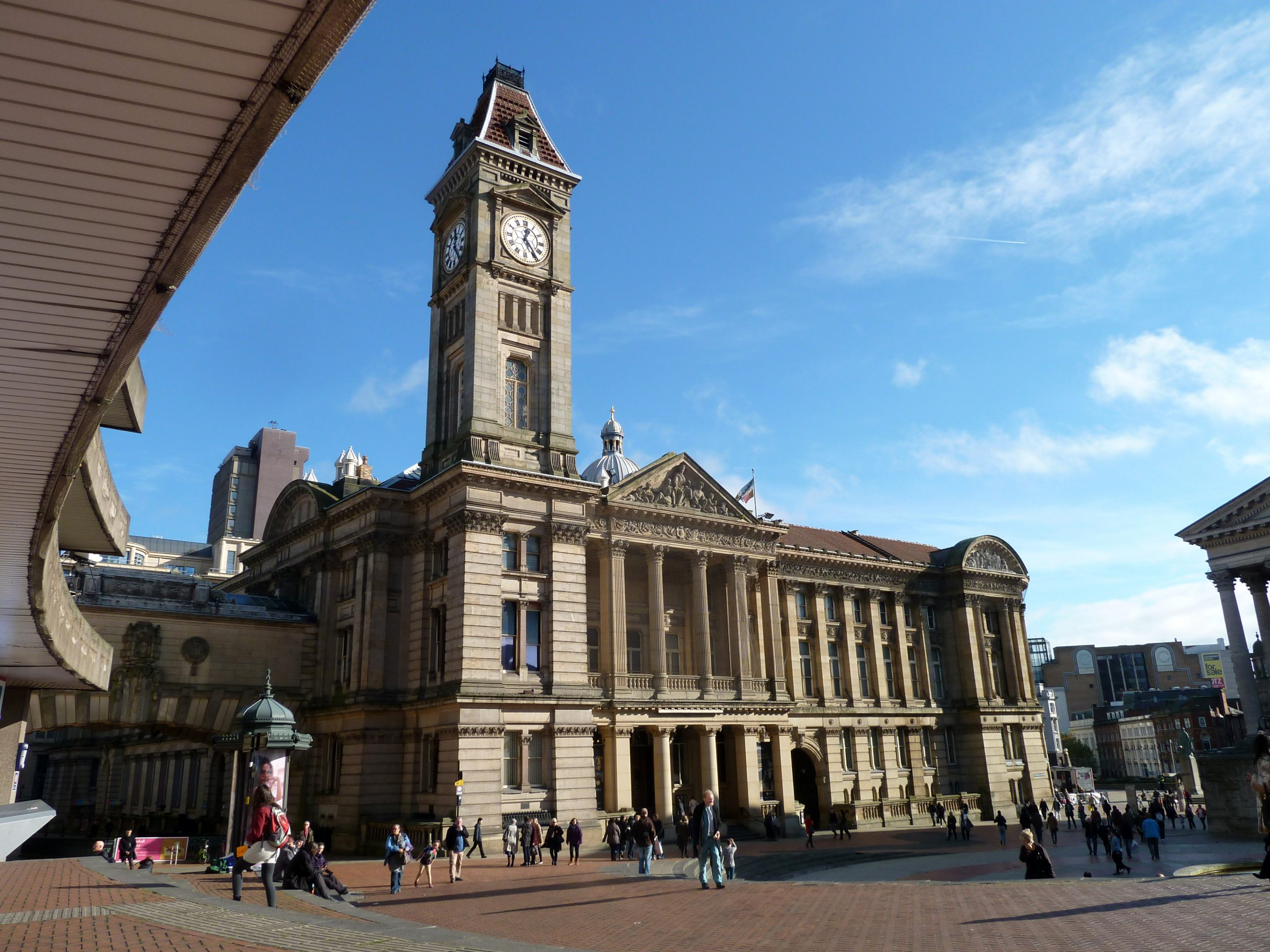 Birmingham Museum and Art Gallery, part of Birmingham Museums Trust which is currently consulting on redundancies.