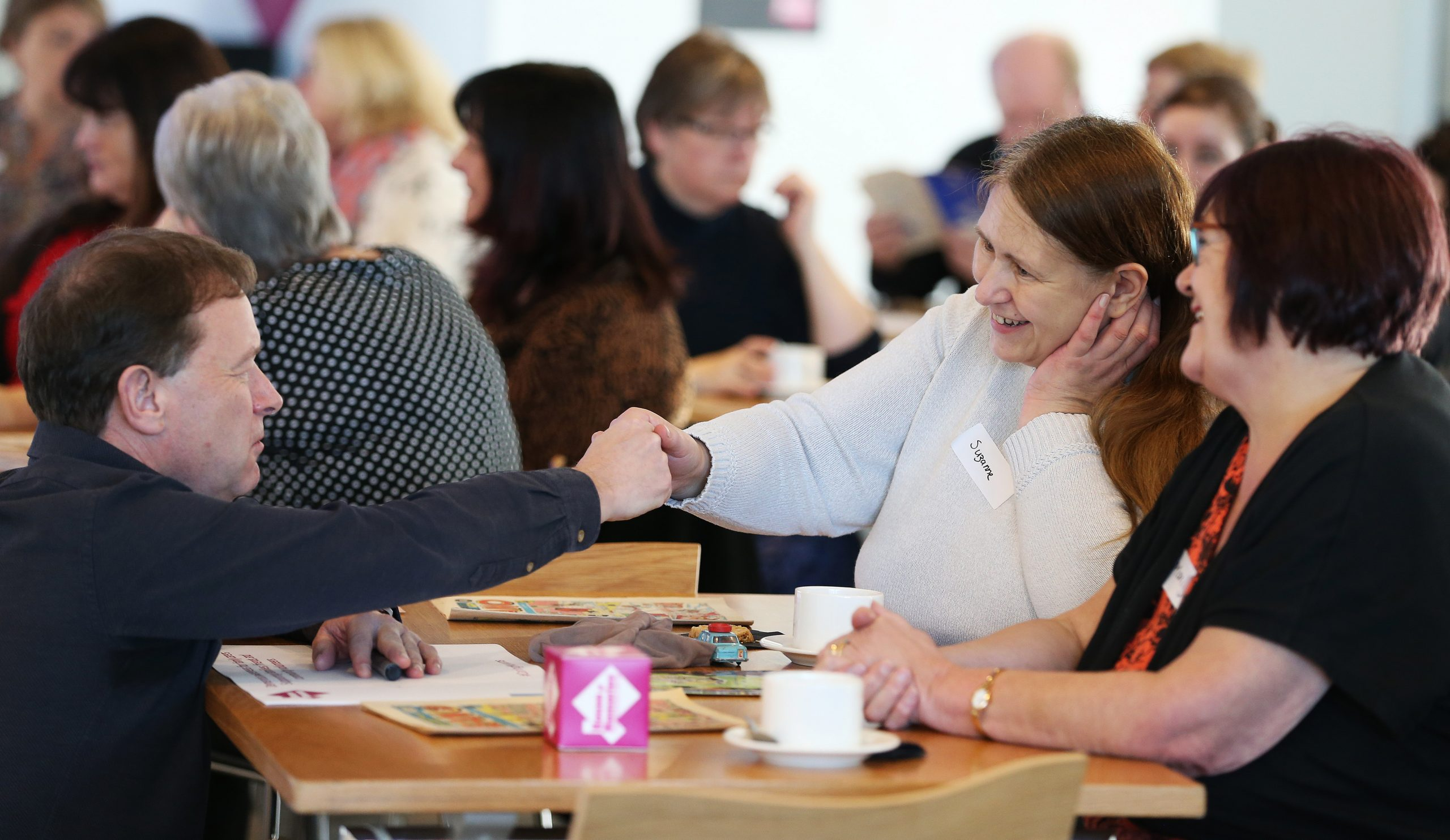 National Museums Liverpool runs House of Memories dementia awareness for family carers