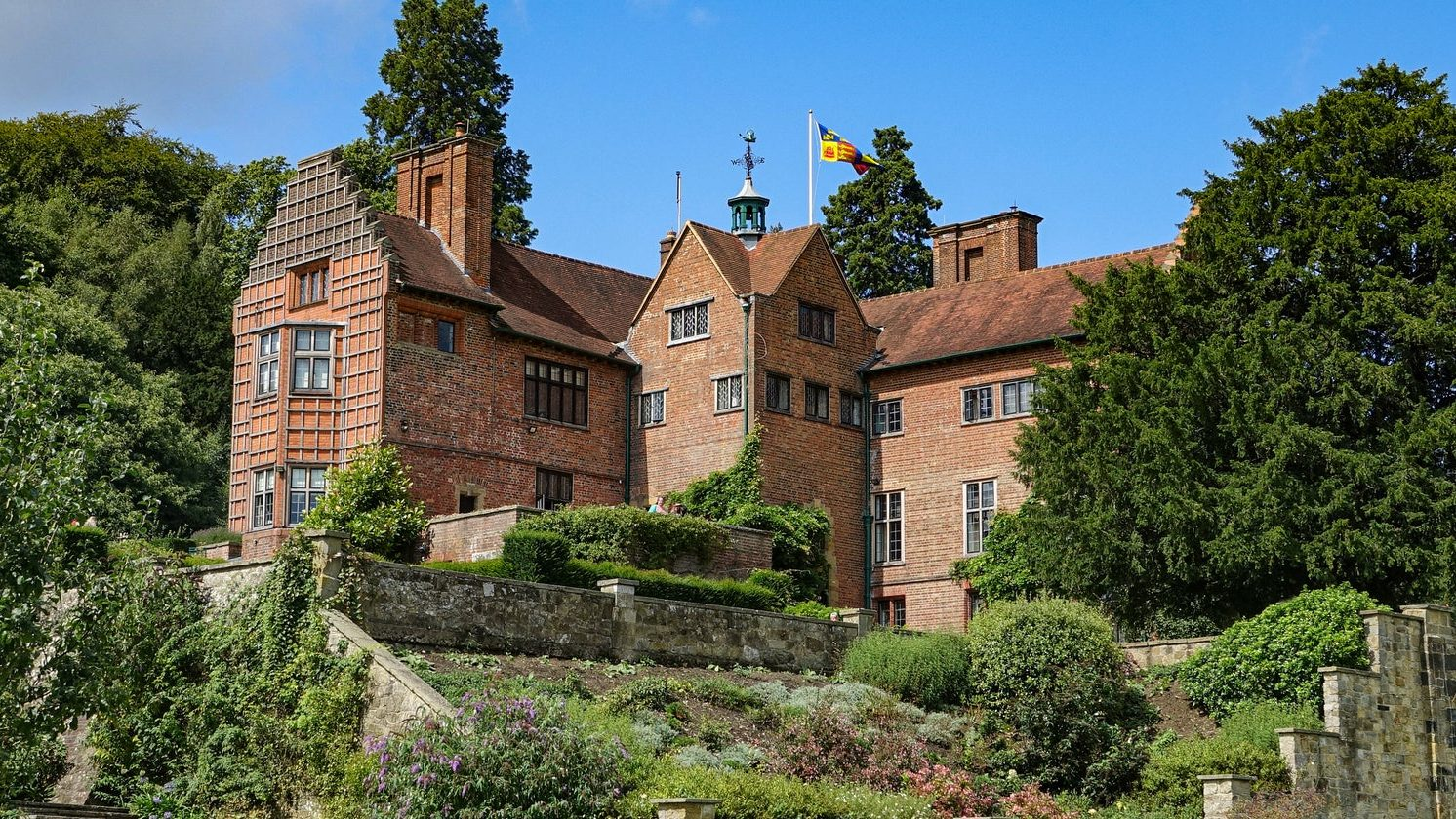 The inclusion of Winston Churchill's home Chartwell in the National Trust report caused particular controversy