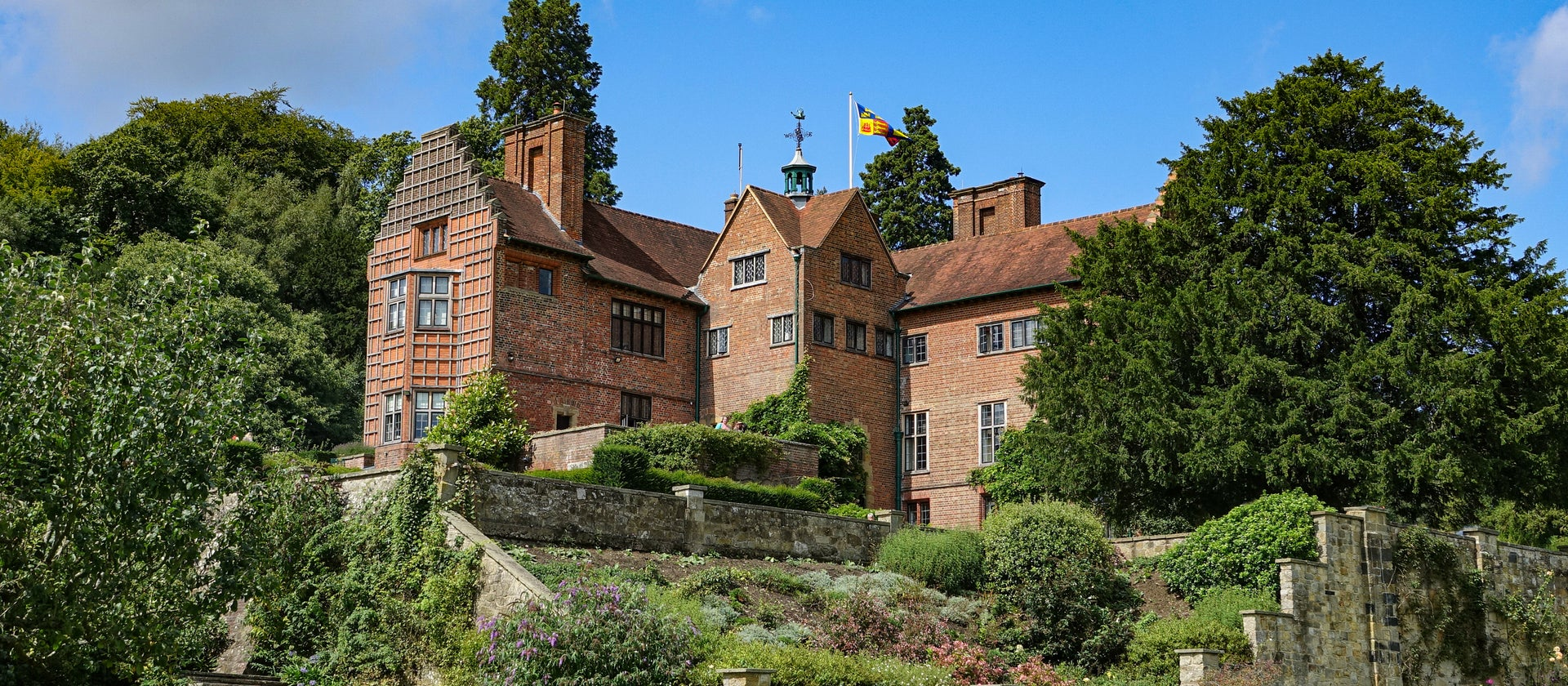 Chartwell was the family home of Winston Churchill