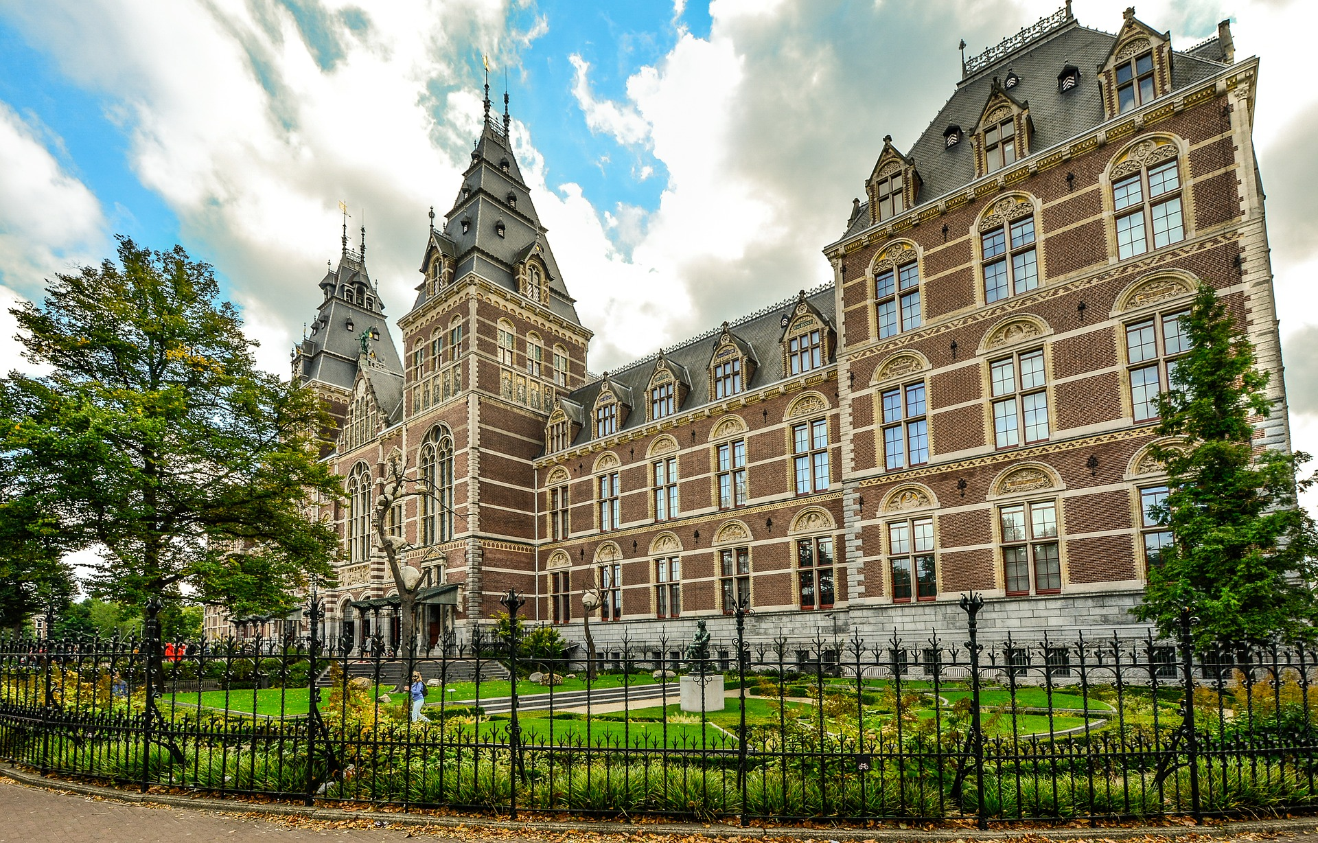 The Rijksmuseum, whose director broadly supports the proposals