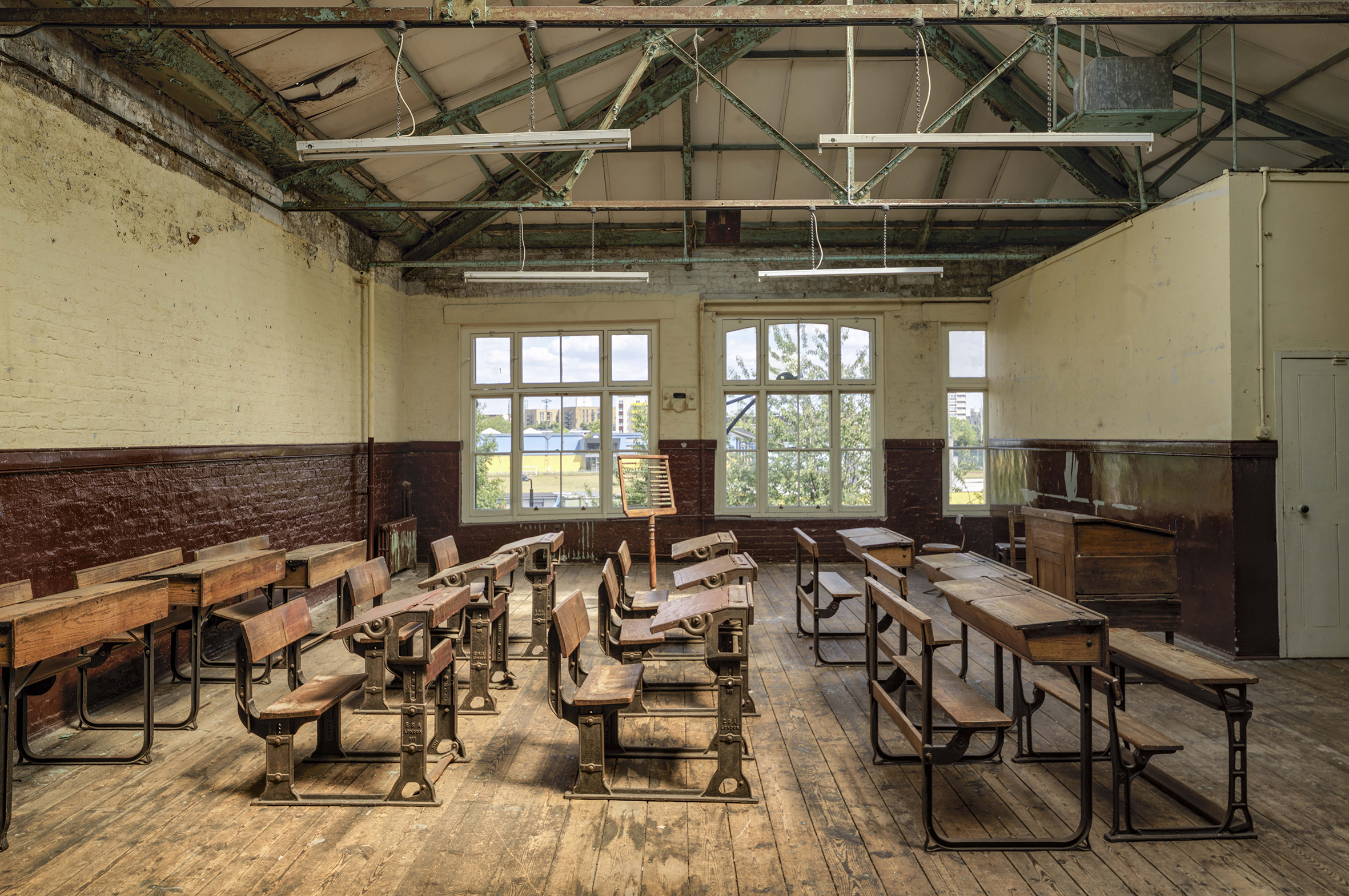 The Ragged School Museum in Tower Hamlets has been added to the 2020 Heritage At Risk Register