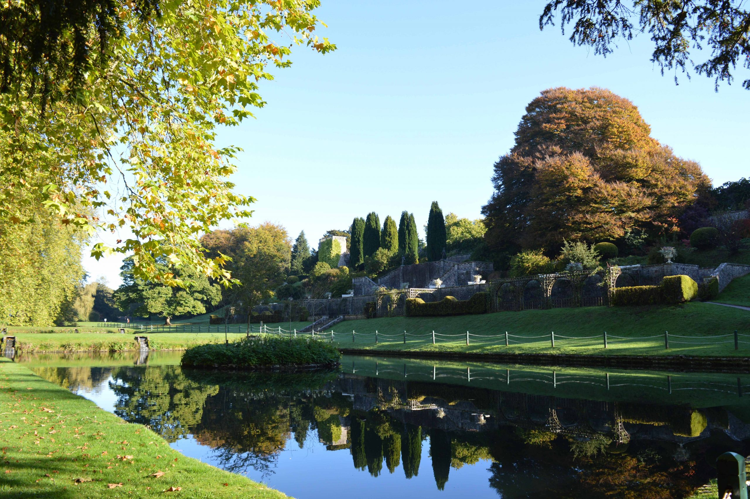 The gardens at St Fagans National History Museum will have to close under the latest restrictions