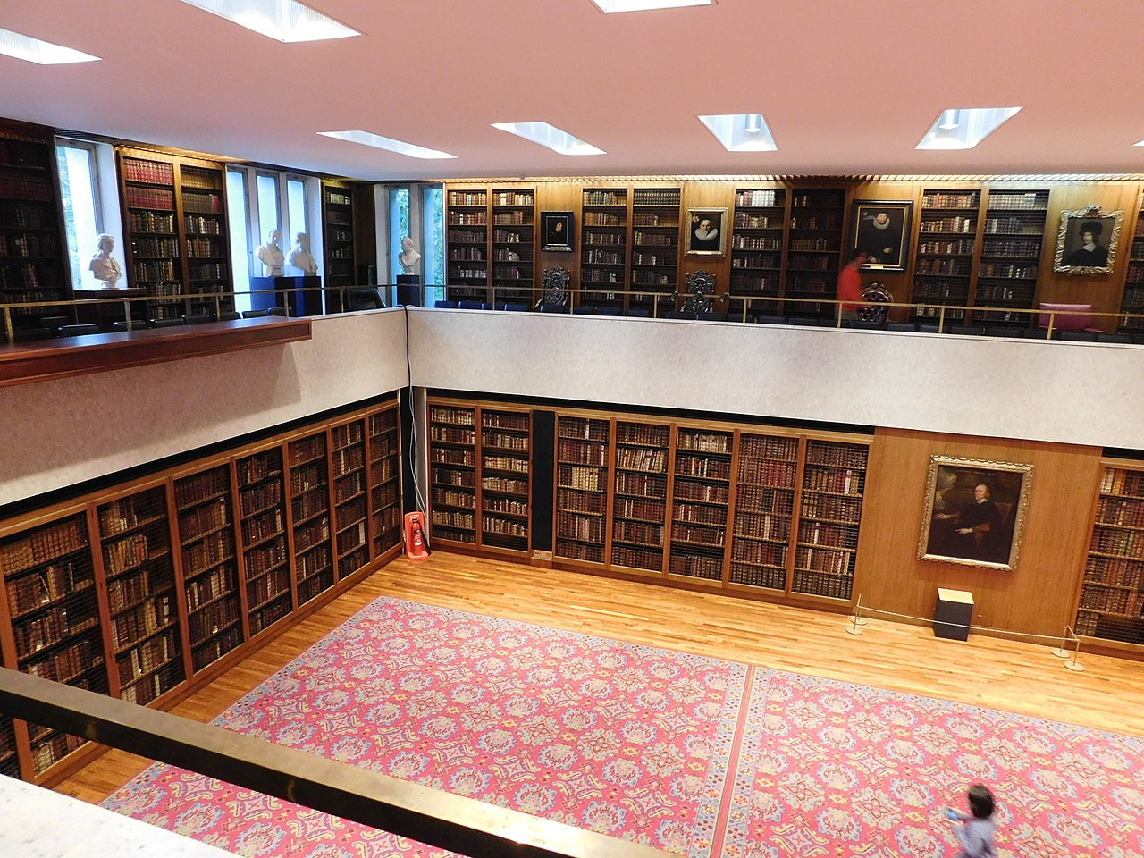 The Dorchester Library at the Royal College of Physicians