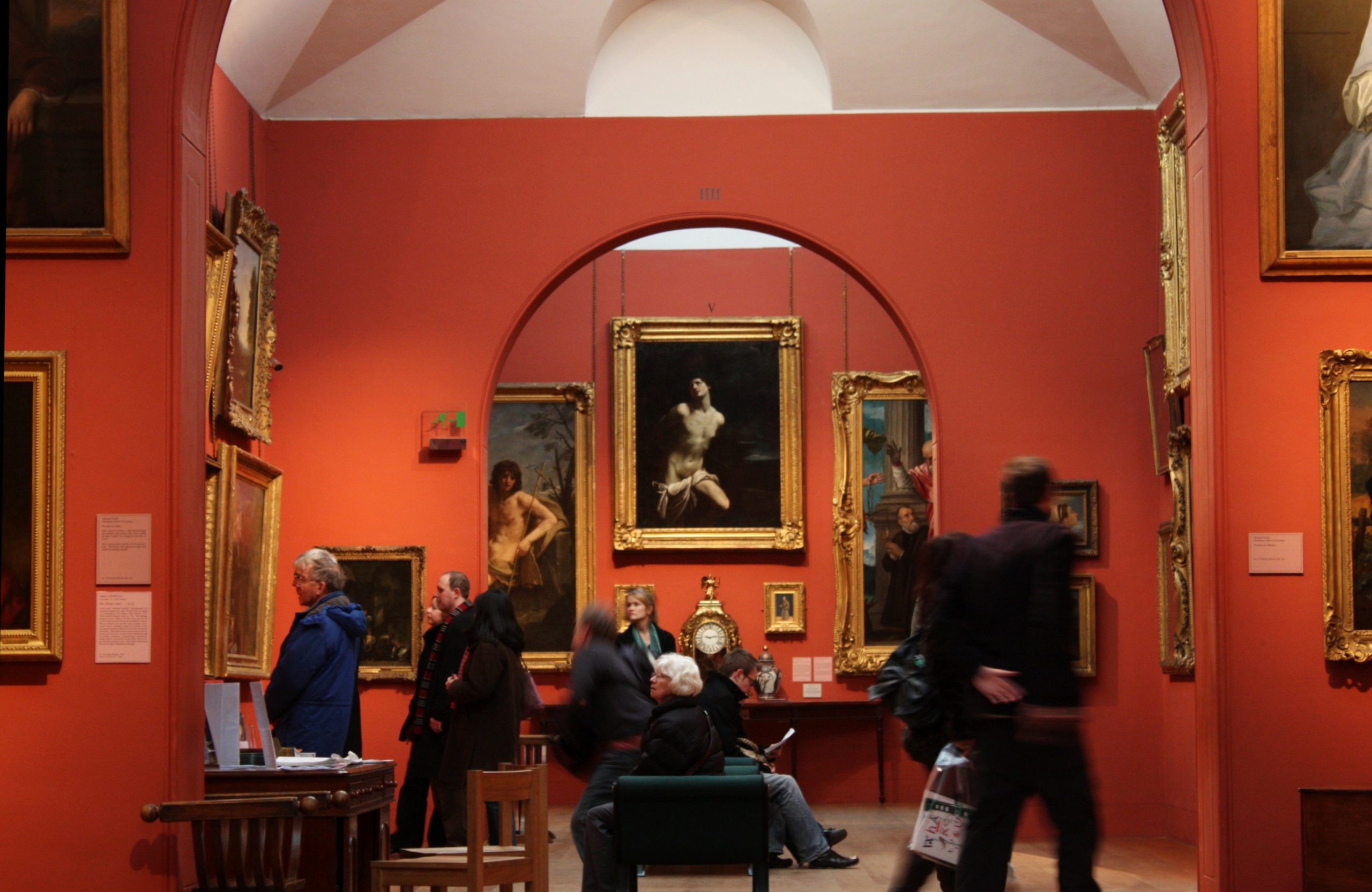 Dulwich Picture Gallery is participating in the Weston Jerwood Creative Bursaries programme