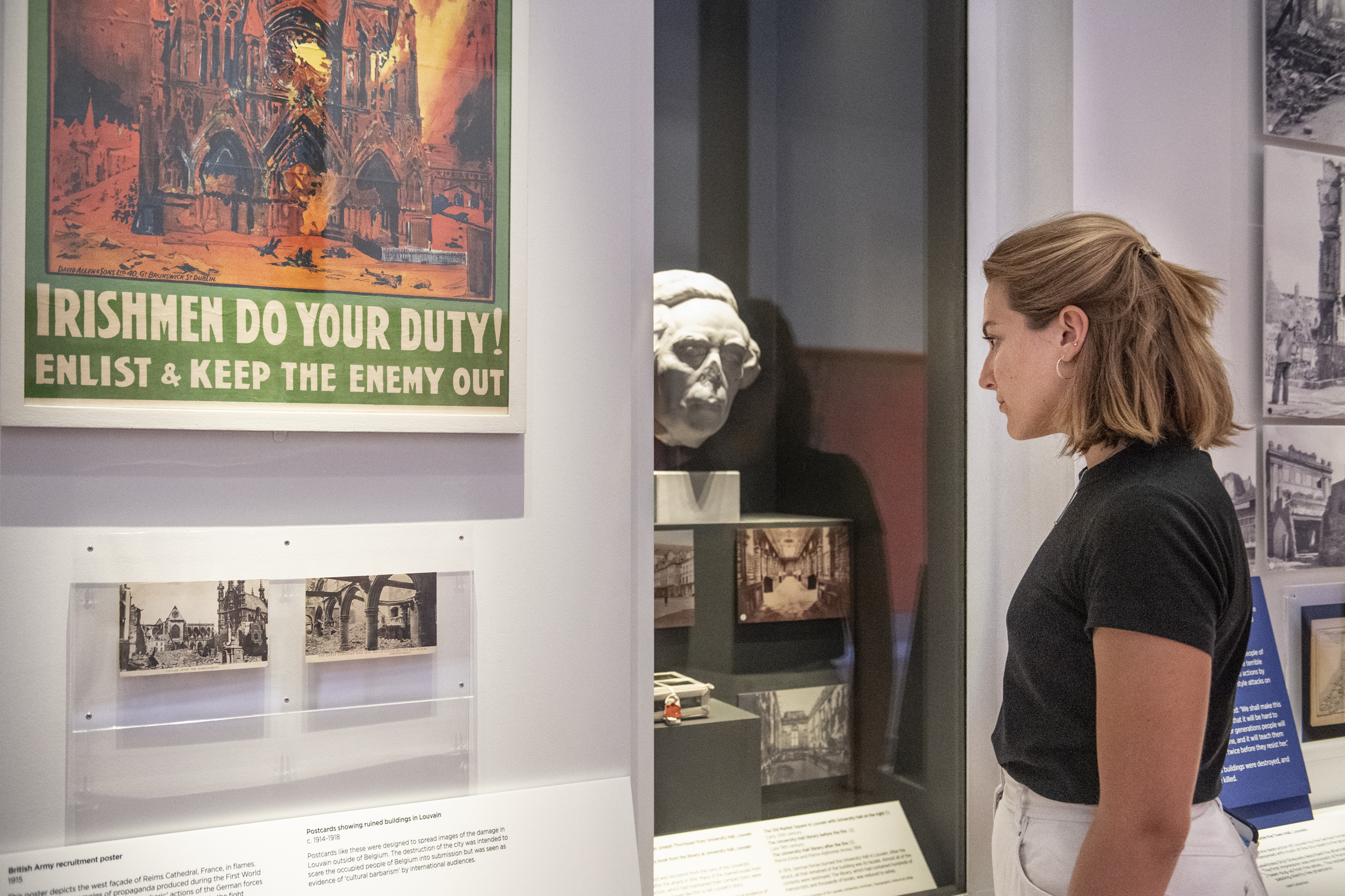IWM hopes its new institute will create a better public understanding of war and conflict