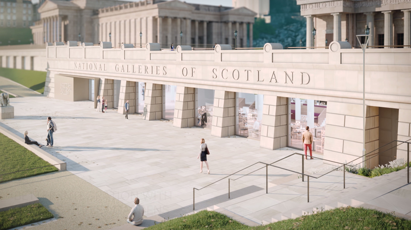 The Scottish National Gallery Project