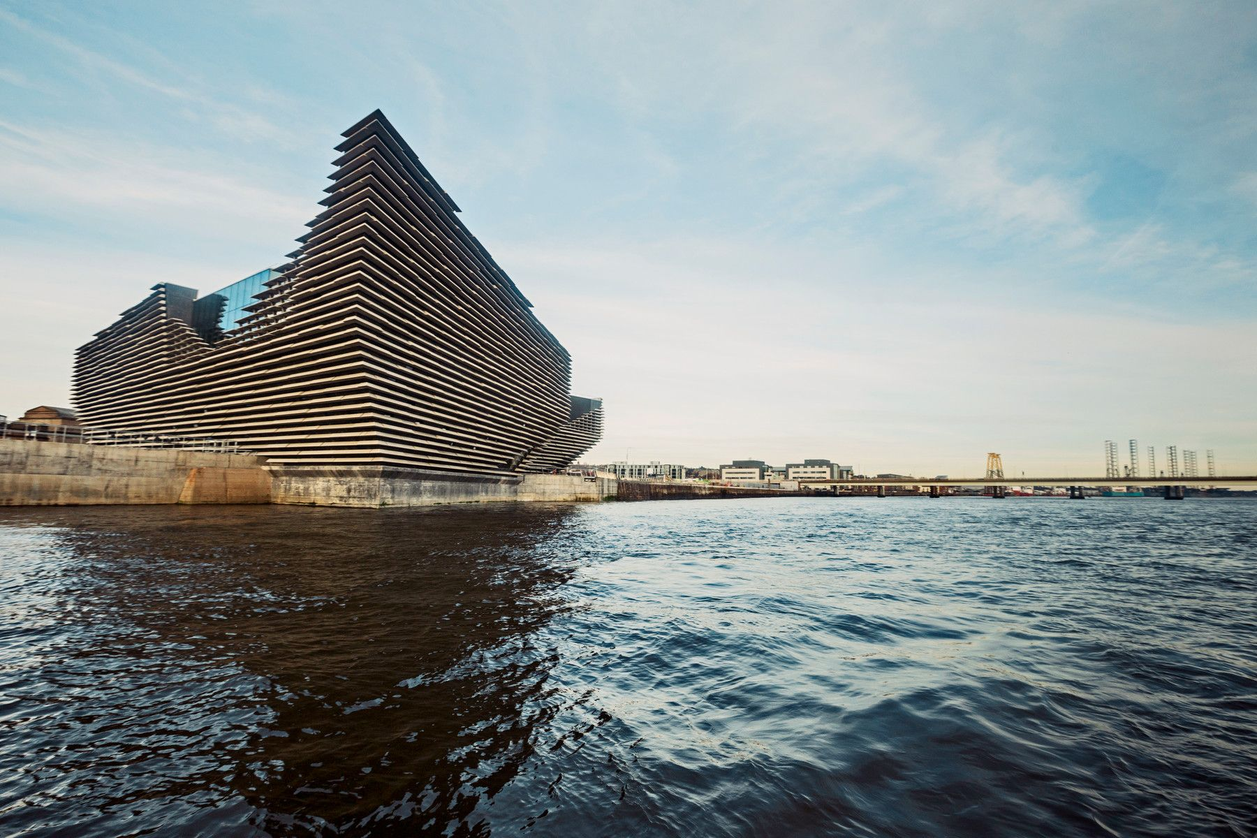 V&A Dundee is one of the institutions participating in the development of Festival UK 2022, which has been dubbed the 'festival of Brexit'