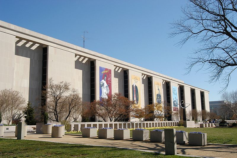 An image of the Nation Museum of American History