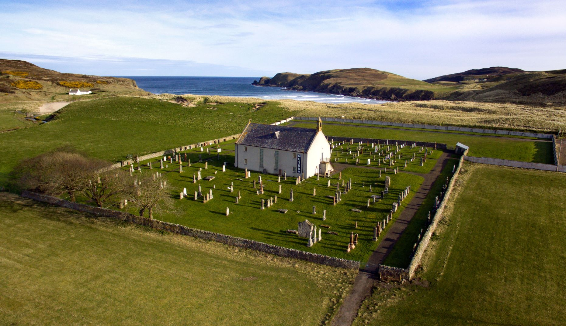 Strathnaver Museum is among the sites to receive funding