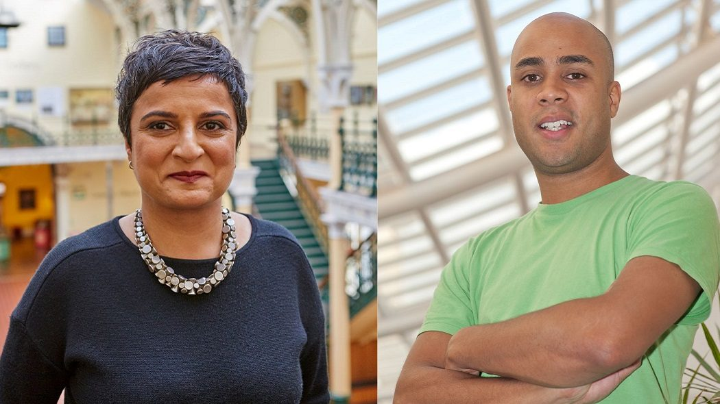 Sara Wajid and Zak Mensah took up the joint role last November