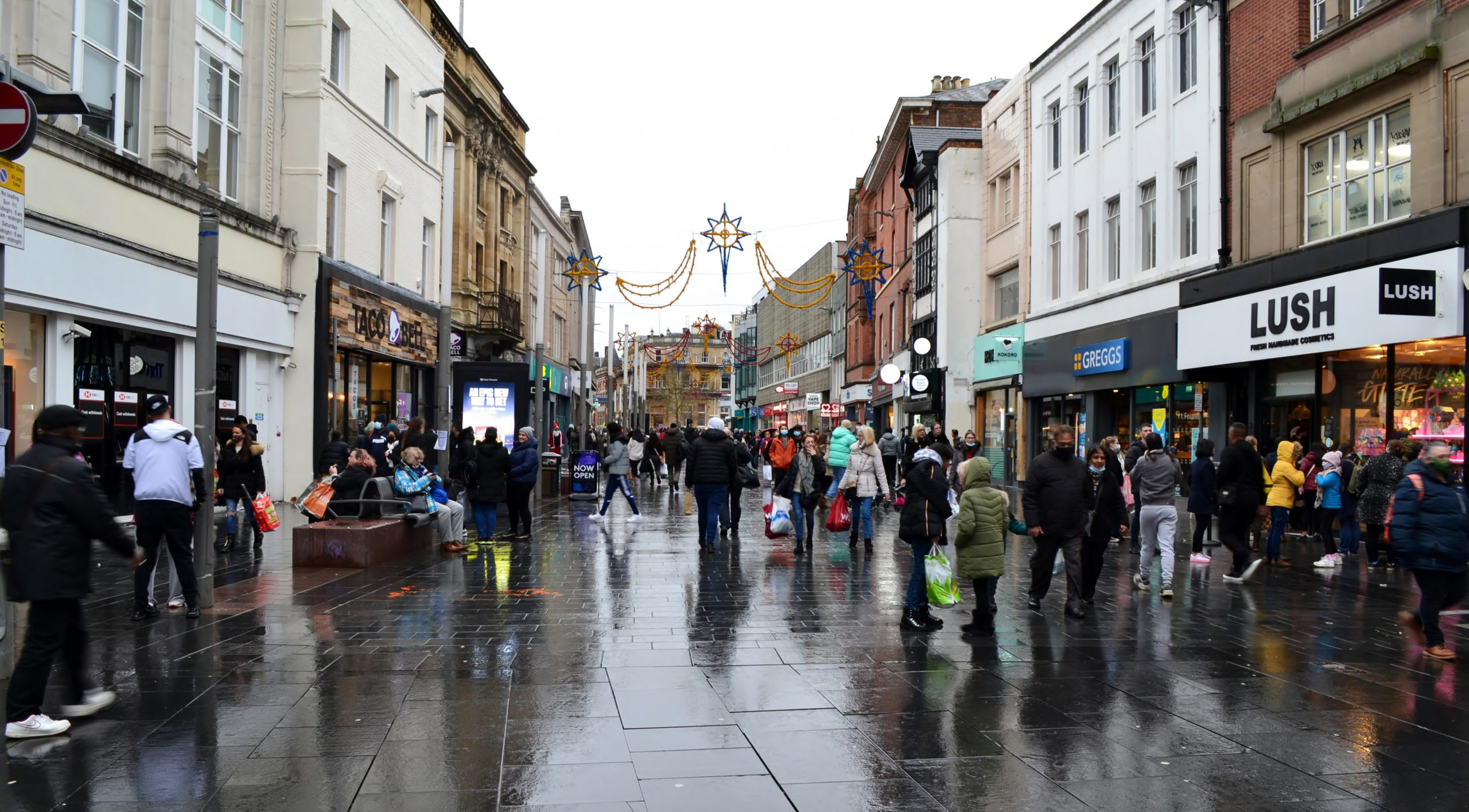 Leicester is part of Historic England's High Street Heritage Action Zones Cultural Programme