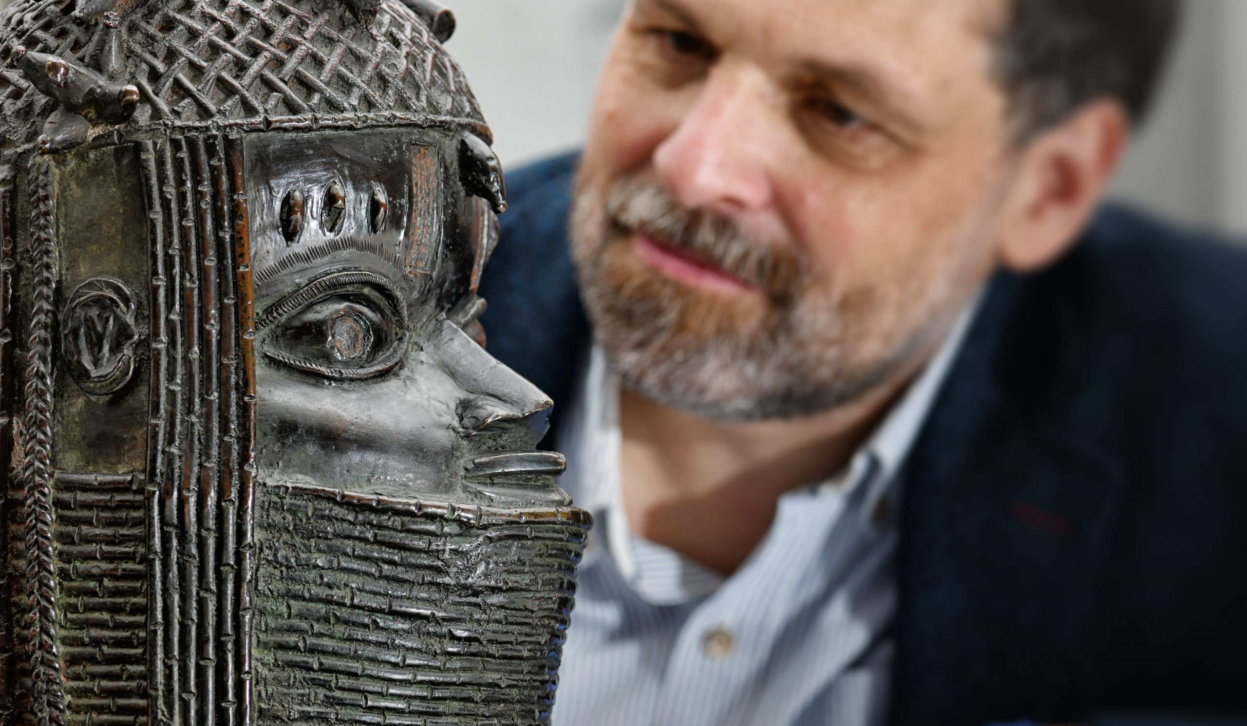 The Head of an Oba sculpture will be the first Benin bronze repatriated to Nigeria by a museum