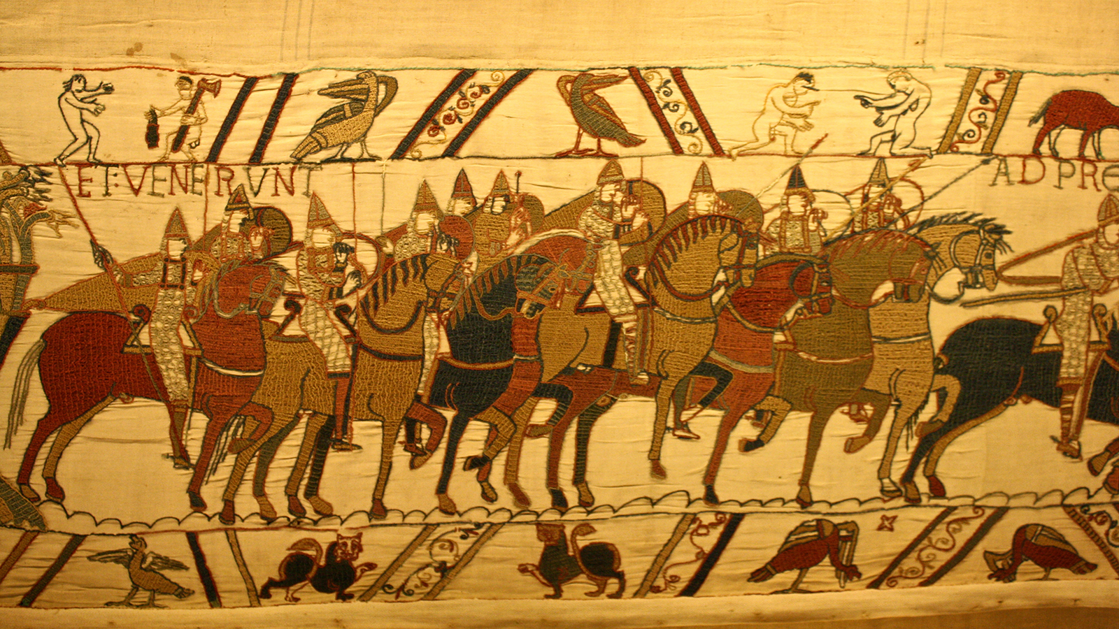 Scene 48 of the Bayeux Tapestry