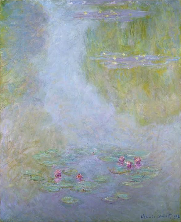 A painting by Monet