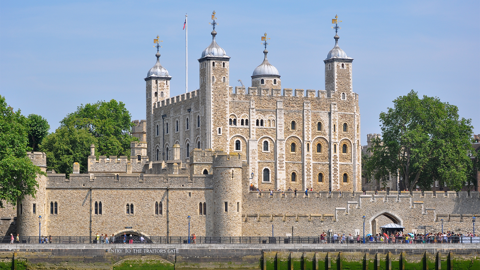 Historic Royal Palaces' Tower of London will welcome visitors as part of the campaign