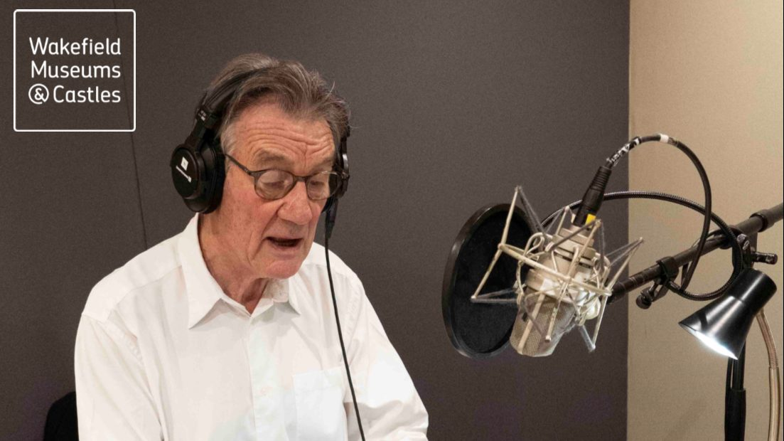 Michael Palin is one of the experts who will help contextualise the exhibition