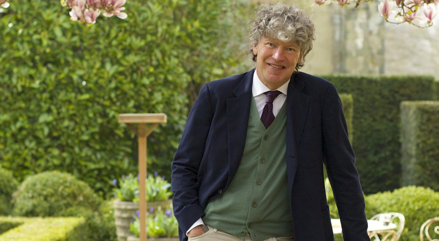Tim Parker will step down in October after seven years at the National Trust