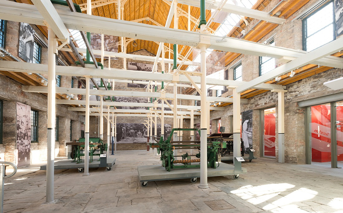 High Mill at Verdant Works