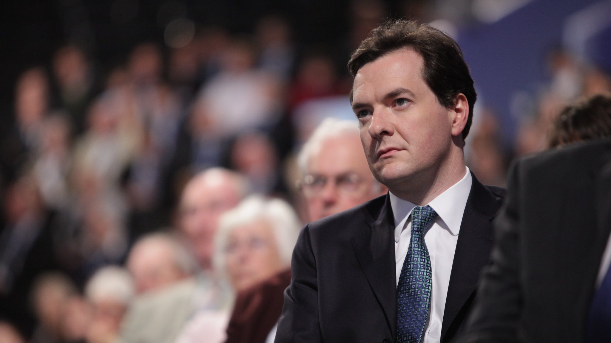 George Osborne has been appointed chair of the British Museum