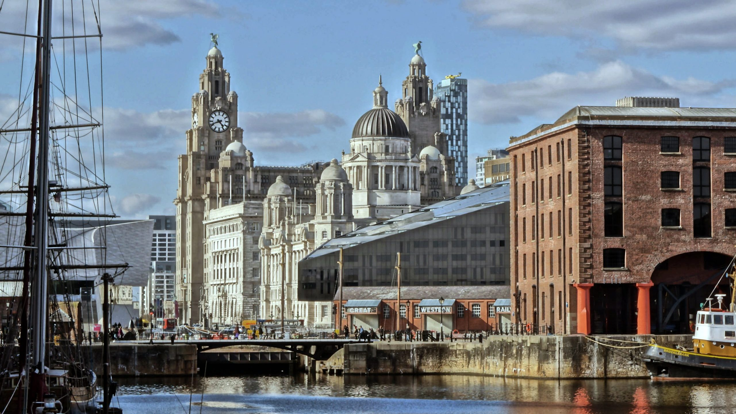 Liverpool has been listed as a maritime mercantile city on the Unesco world heritage list since 2004
