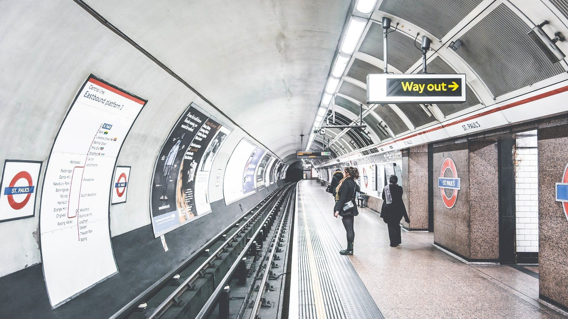 Staff who have to use public transport face a higher risk of being 'pinged'