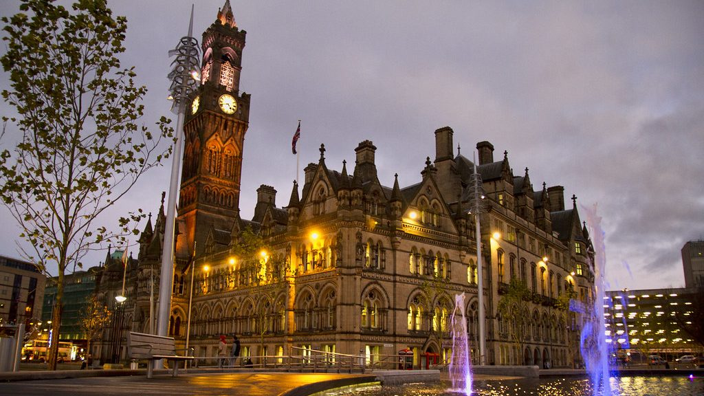 Bradford is among the places in the running to host the cultural festival